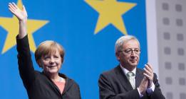 <em>Ganan Merkel y los mercados</em>