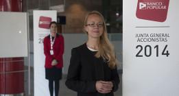 Sólo tres mujeres entre los 35 presidentes de empresas del IBEX