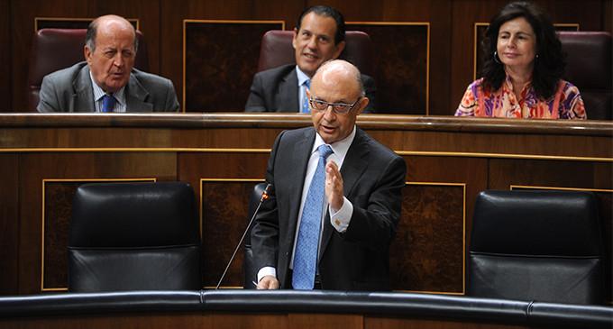 El PP blinda en el Congreso a los 715 investigados por delito fiscal