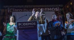 Cinco claves del éxito de la campaña electoral de Podemos