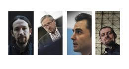 IU, Equo, Podemos y Partido X: Entrevista a cuatro voces a la izquierda del PSOE