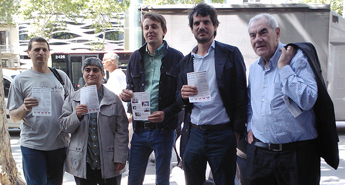 Las fuerzas progresistas pactan medidas para frenar a la ultraderecha en las europeas