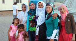 La doble pena de ser viuda en Irak