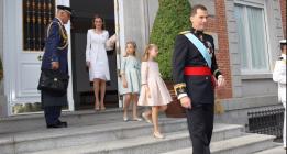 Minuto a minuto de la coronación de Felipe VI