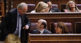 PP y PSOE aprueban en bloque la ley de abdicación del rey