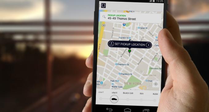 Uber crea una burbuja para especular con el transporte en España