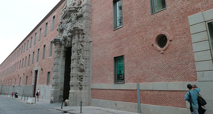 El Ayuntamiento de Madrid cierra el Conde Duque para la embajada estadounidense