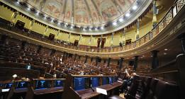 Patxi López, presidente del Congreso con los votos de PSOE y C's