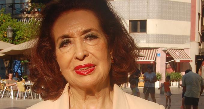 """Lidia Falcón: """"Me colgaron de los brazos y me rompieron el abdomen a puñetazos"""""""