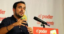 Alberto Garzón se impone en las primarias de Ahora en Común-Unidad Popular con el 96% de los votos