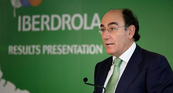 Juan Ignacio Sánchez-Galán, presidente de Iberdrola I La Marea