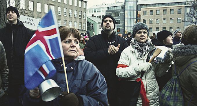 """Carta desde Islandia: """"Estoy enfadada. ¿Cómo hemos permitido que sucediera?"""""""