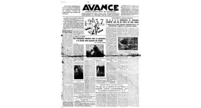 <em>Jesús Ibáñez y el diario revolucionario &#8216;Avance&#8217;</em>
