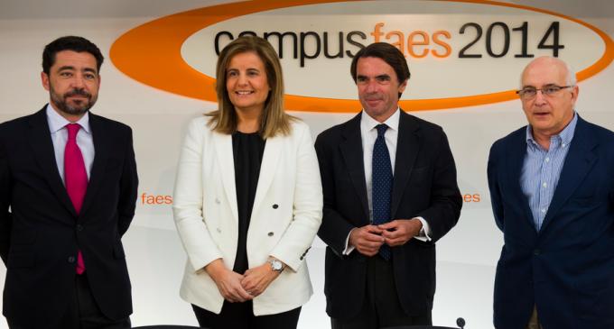 FAES cobró más de 30 millones de euros en subvenciones desde el año 2003