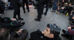 """""""La Ley de Seguridad Ciudadana tiene como objetivo reprimir la protesta social"""""""