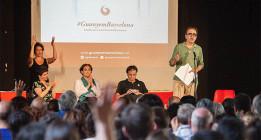 La candidatura unitaria en Barcelona inicia su recorrido a partir del Código Ético