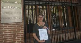 Irene González, a la espera de una casa al adjudicarle el Ivima una vivienda ocupada