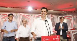 <em>Pobre comienzo del nuevo secretario general del PSOE</em>
