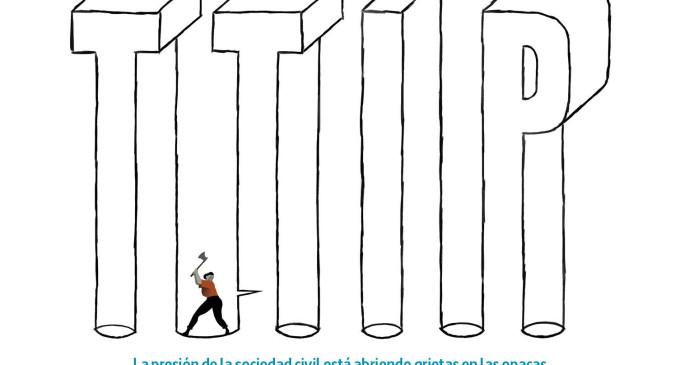 La revista 'La Marea' analiza cómo se está gestando el TTIP