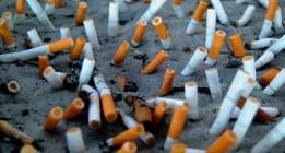 Reciclan las colillas de los cigarrillos en 'superbaterías'