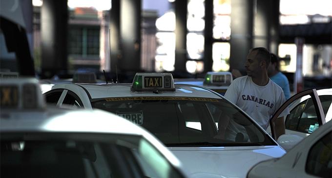 Parada de taxis I La Marea