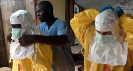El ébola ya ha matado a más de 60 médicos y trabajadores sanitarios en este brote