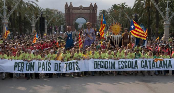 Proceso soberanista (4): ¿Qué papel juega la lengua catalana?