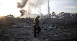 Un mes y medio de calvario para los habitantes de la Franja de Gaza