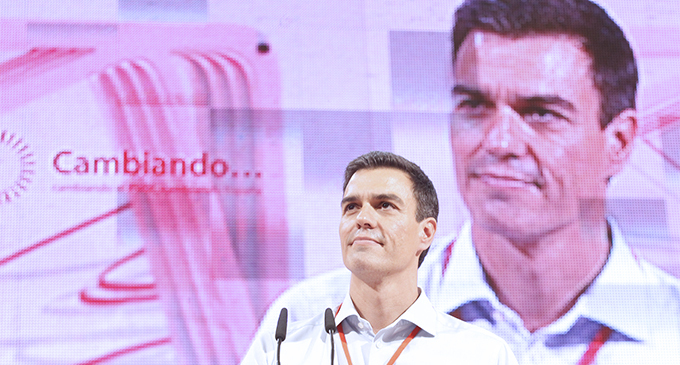 El PSOE descarta por ahora una gran coalición con el PP