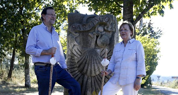 Merkel y Rajoy apoyan las reformas de Valls tras la dimisión de su Gobierno
