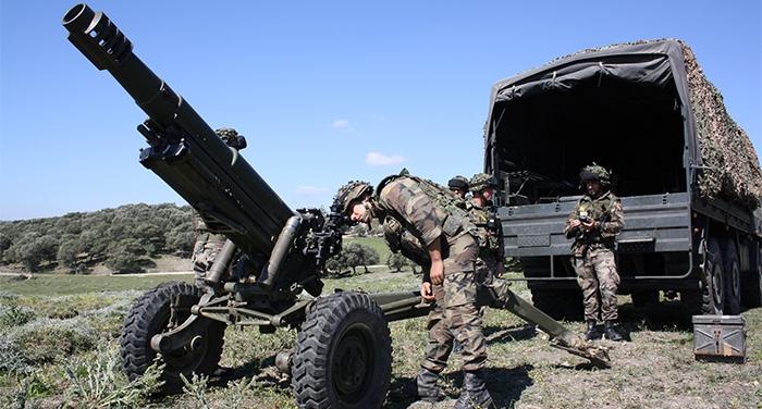 Militares españoles del Ejército de Tierra I La Marea