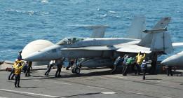 EEUU intensifica sus ataques sobre Irak