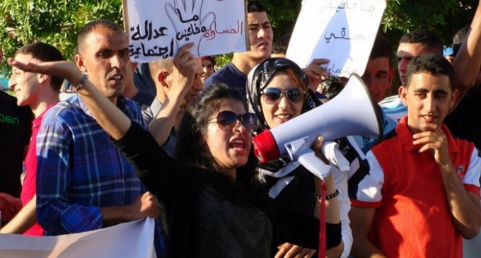 Un año de cárcel para una activista marroquí agredida tras una protesta