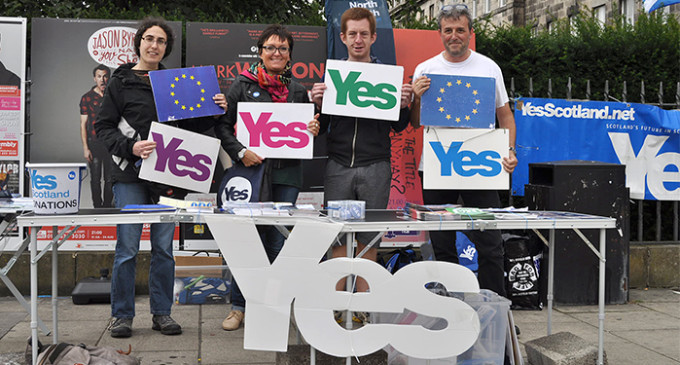 El independentismo escocés vuelve a calentar motores