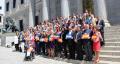 Diputados y senadores del PP se enfrentan al Gobierno por la ley del aborto