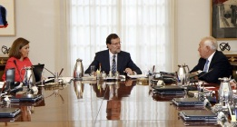 Sáenz de Santamaría y Montoro, los ministros sin agenda pública en su web