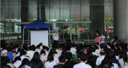 La masiva huelga estudiantil en Hong Kong mira a Pekín