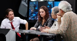 La Tuerka (1): la televisión como instrumento político según Pablo Iglesias