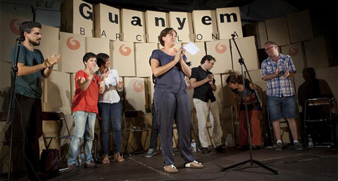 El CIS sitúa a Ada Colau como ganadora en Barcelona