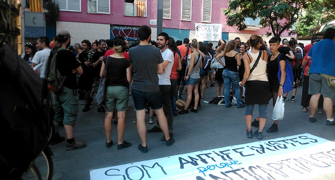 antifas catalanes