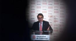 Artur Mas, condenado a dos años de inhabilitación