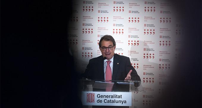 El PP de Masnou amenaza de muerte a Artur Mas en su cuenta de Twitter