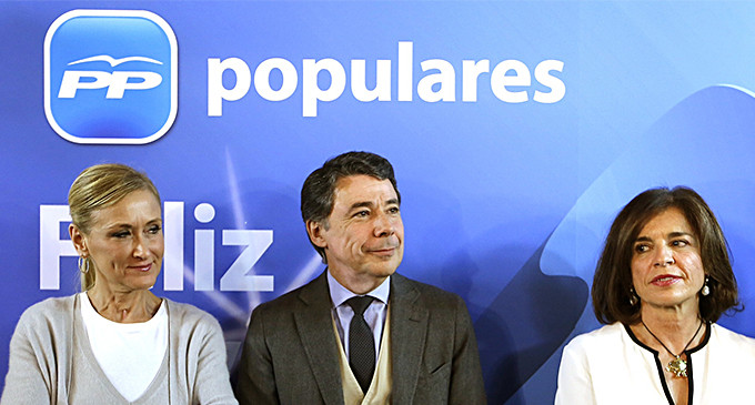 Cifuentes pide primarias abiertas para el PP en Madrid