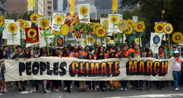 Frente a un mundo distópico: construyamos el futuro climático que necesitamos