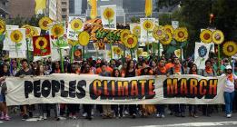 Clamor mundial para salvar al planeta del cambio climático