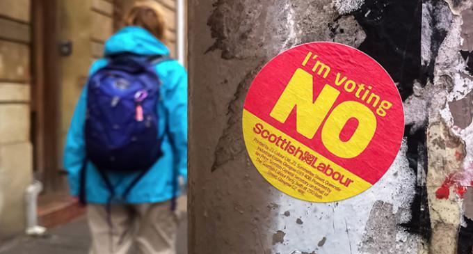 """Escocia dice """"no"""" a la independencia"""