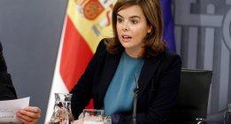 El Gobierno español impugnará el sucedáneo de consulta ante el Constitucional