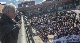 Un otoño de movilizaciones contra el Gobierno y la monarquía
