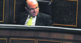 De Guindos se vuelve a abstener en una orden sobre eléctricas por su vínculo con Endesa