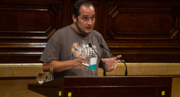 David Fernàndez, el jinete del 'caballo de Troya' dejará el Parlament